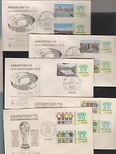 O) 1978 ARGENTINA, SOCCER WORLD CHAMPIONSHIP-SEDES AND SUBSEDES, FOOTBALL, RESER