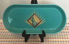 Fiestaware Phoenix Bread Tray Fiesta HLCCA Conference 2004 Exclusive