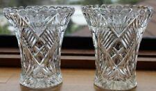 Vase Glass Depression Glass
