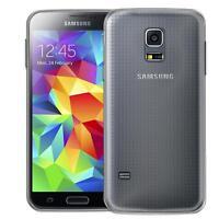 Dünn Slim Cover Samsung Galaxy S5 Neo Handy Hülle Silikon Case Schutz Tasche