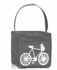 Thirty one Little carry-all Caddy utility mini tote bag 31 gift in Bicycle NEW d