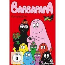 BARBAPAPA KOMPLETTBOX 5 DVD NEUWARE