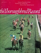 1988 Thoroughbred Record Magazine: American Domination in Europe/Delaware Park