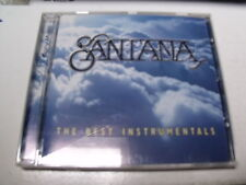 CD Santana Best Instrumental