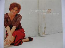 Pe Werner   Über alle Berge   2001   Promo Maxi - CD   3 Tracks   super rar!!!