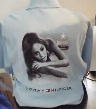 Vintage Tommy Hilfiger True Star Beyonce Polo VERY RARE Size Large NWOT Mens