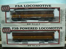 Proto 1000 HO  Maine Central F3A & F3B  Diesel Engines