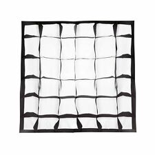 "Durable honeycomb grid 24""x24"" for tent softbox studio flash lighting"