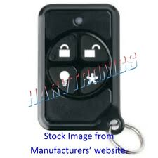 Ge / Interlogix 600-1064-95R Micro Keyfob * New *