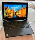 "Lenovo Yoga 2 11.6"" Windows 10 Touchscreen Convertible Laptop I5-4202y 128gb Ssd"