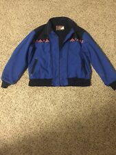 Made In USA David James Brushopper Jacket Souhwestern Extra Large Vintage 90's