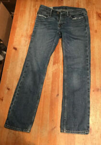ABERCROMBIE & FITCH Kids 16 Years Slim Fit Denim Jeans