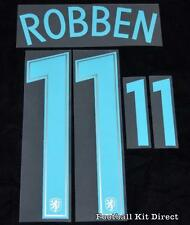 Holland Robben 11 Football Shirt Name/number Set Away Sporting ID Player size