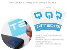 3 x LCD PRY/TOOL/LCD CARD SAMSUNG TAB CURVED SEPARATOR FLEXIBLE THIN REPAIR