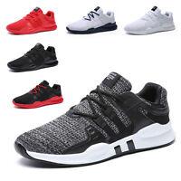 Men's Running Shoes Breathable Sneakers Lightweight Athletic Walking Footwear US