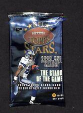 1998 Topps Stars Football Sealed Retail Pack
