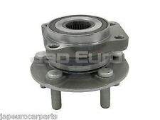 For SUBARU LEGACY OUTBACK 03-12 FRONT AXLE WHEEL HUB BEARING COMPLETE ASSEMBLY
