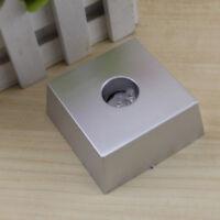 3 LED Colorful Changing Light Base Crystal Display Base Stand Home Decor