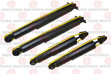 Shock Absorbers Set Rear Front For Chevrolet Colorado GMC Canyon Isuzu I-350