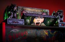 LAST CALL!!! Official Stern Elvira House Of Horrors Pinball Topper - 502-7105-00
