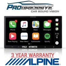 Alpine Ilx-107 Wireless Apple CarPlay Audio Visual Receiver