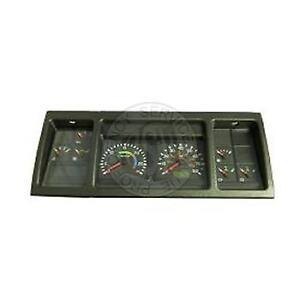 Volvo Instrument cluster dashboard panel - REPAIR -