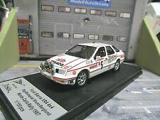 FORD Sierra 4x4 Gr.A Rallye Monte Carlo 1987 #5 Blomqvist Texaco Trofeu Sc 1:43