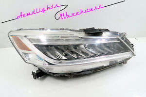 GENUINE OEM | 2016 -2017 Honda Accord SEDAN LED Headlight (Right/Passenger)