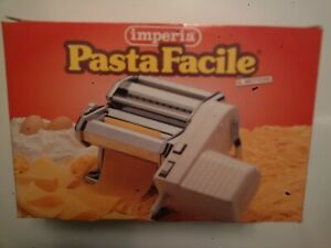 NEW Imperia PASTA FACILE PASTAFACILE Electric Motor Attachment 220 volts.