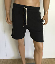 Roots of Fight Boxing Black Shorts Size L