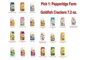 🔴  Pick 1 🐠 Pepperidge Farm Goldfish Crackers 🐠