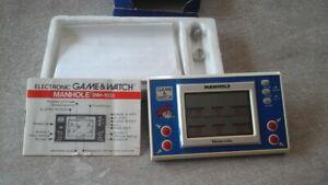 Nintendo Game Watch Manhole NH-103 de 1983