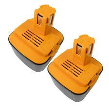2x 3.0Ah 12V Werkzeug Akku für Panasonic EY9101 EY9108 EY9001 EY9200B EY9201B