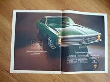 1969 Chrysler 300 2 Door Hardtop Ad  The great New Chrysler