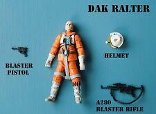 Star Wars The Vintage Collection Rebel Pilot Dak Ralter Action Figure!