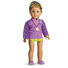 American Girl McKenna's PERFORMANCE OUTFIT + TEAM GEAR SET   Doll NOT included