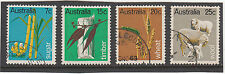 Stamps Australia 1969 Primary Industry set 4 fine used condition, 15c uncommon