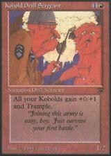 Kobold Drill Sergeant ~ Near Mint Legends UltimateMTG Magic Red Card