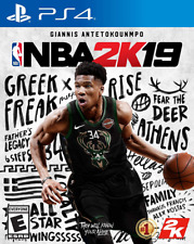 NBA 2K19, PS4 Game, Basketball Simulation, Sports, Lebron James, PlayStation 4