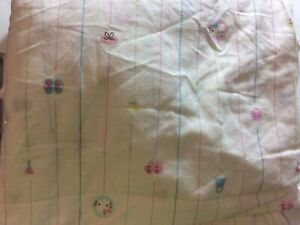 Vintage Hello Kitty Twin Fitted Sheet