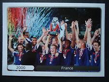 Panini 534 France Frankreich 2000 EM 2012 Poland - Ukraine