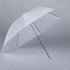 "CY 1Pc 33"" White Photography Light Photo Studio Video Translucent Soft Umbrella"