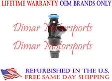 Lifetime Warranty - Single OEM Fuel Injector - 25323974