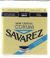 Savarez 500CJ - Saitensatz für Konzertgitarre