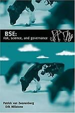BSE : Risk, Science, and Governance by Van Zwanenburg, Patrick