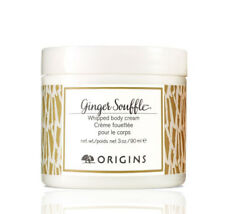 ORIGINS GINGER SOUFFLE Whipped Body Cream Soothing & Relaxing Lotion 3 oz NEW