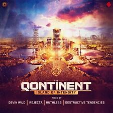 THE QONTINENT 2019   4 CD NEUF