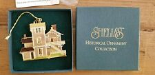 1995 Shelia's Historical Brass Ornament Collection 25 MEETING STREET #OCS02