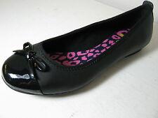 Clarks Leather Upper Formal Slip - on Shoes for Girls