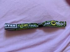 McBusted Tour 2015 Wristband Bracelet McFly Busted OMFG I Met McBusted